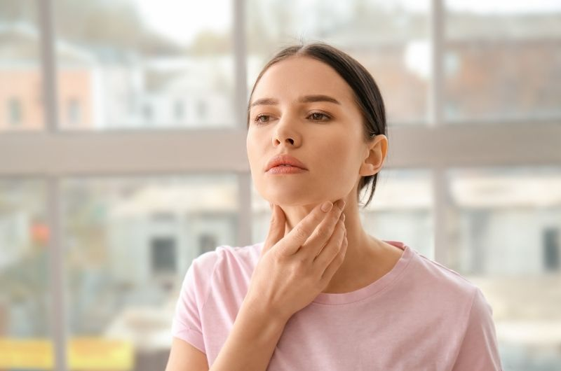 How To Sleep After Thyroid Surgery