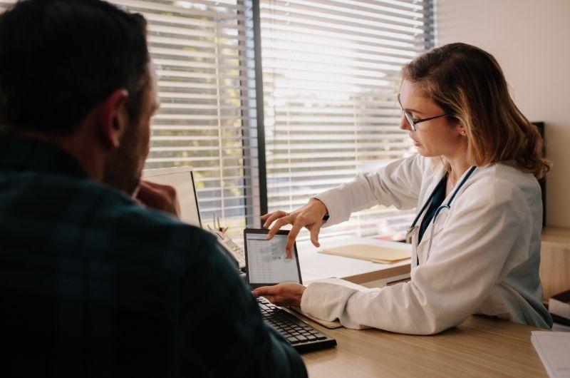 Understanding medical tests for thyroid disease