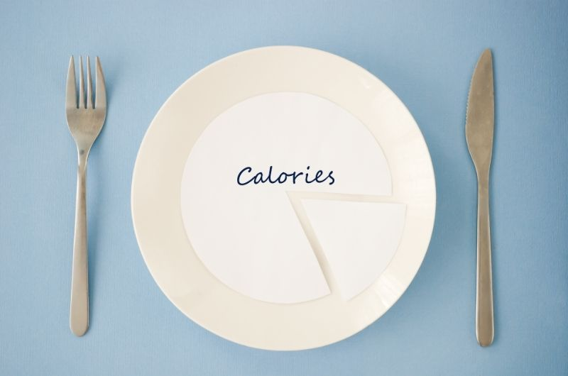 Ideal calories deficit for weight loss