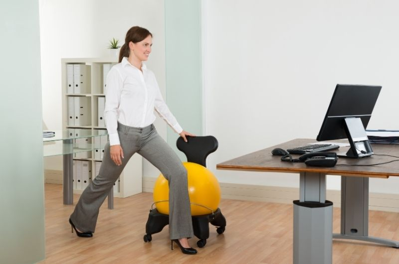 Managing coccyx pain by customizing your chair