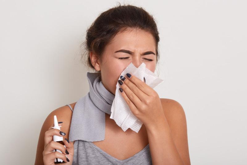 Pressure In Eye When Blowing Nose - Orbital Emphysema