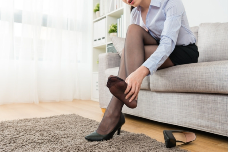 Why Do I Feel Toe Numbness After Wearing Heels?