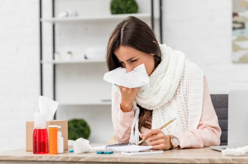 What Causes Sneezing And Runny Nose After Anesthesia?